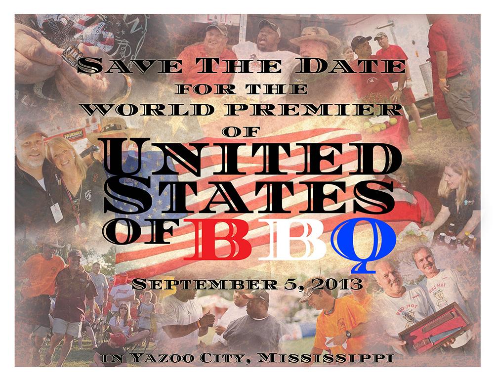 "World Premier of ""United States of BBQ"""