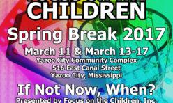 Focus on the Children Spring Break 2017