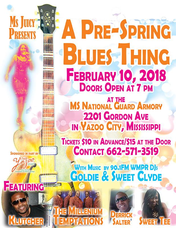 A Pre-Spring Blues Thing