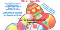 17th Annual Easter Egg Hunt