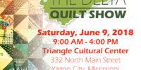 Hills Meet the Delta Quilt Show