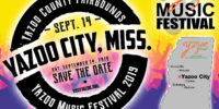 Yazoo Music Festival