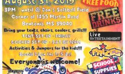 Martin Road Event
